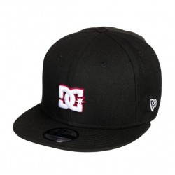 CASQUETTE DC SHOES EMPIRE REFRESH - BLACK