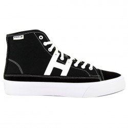 CHAUSSURES HUF HUPPER 2 HI - BLACK WHITE