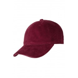 CASQUETTE CARHARTT WIP MANCHESTER - MULBERRY / WHITE