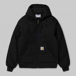 VESTE CARHARTT ACTIVE - BLACK