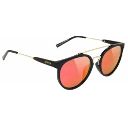LUNETTES GLASSY CHUCK BLACK / RED