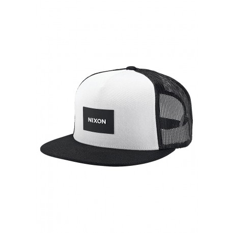 CASQUETTE NIXON TEAM TRUCKER HAT