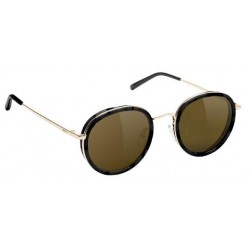 LUNETTES GLASSY LINCOLN BLACK / BROWN