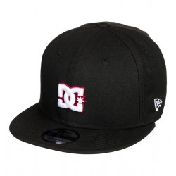 CASQUETTE DC SHOES SNAPBACK EMPIRE REFRESH - BLACK