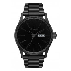 MONTRE NIXON SENTRY SS ALL BLACK / BLACK