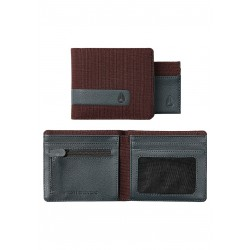 PORTEFEUILLE NIXON SHOWTIME BI-FOLD ZIP - PORT