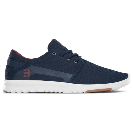 CHAUSSURE ETNIES SCOUT - NAVY RED