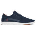 CHAUSSURE ETNIES SCOUT - NAVY / RED