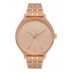 MONTRE NIXON CLIQUE - ALL ROSE GOLD