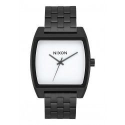 MONTRE NIXON TIME TRACKER - BLACK / WHITE