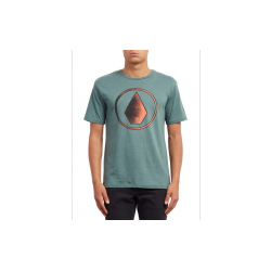 T-SHIRT VOLCOM REMOVED HTH - PINE