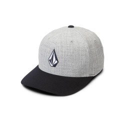 CASQUETTE VOLCOM FULL STONE XFIT - NAVY HEATHER