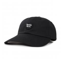 CASQUETTE BRIXTON WHEELER CAP - BLACK
