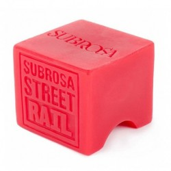 WAX SUBROSA STREET RAIL - RED