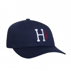 CASQUETTE HUF DISASTER CV 6 PANEL HA