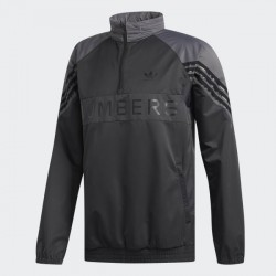 VESTE JOGGING ADIDAS NUMBERS EDITION - BLACK / GREY FIVE / CARBON
