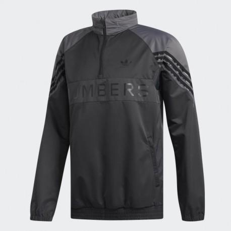 Veste Jogging Adidas Numbers Edition Black Grey Five Carbon