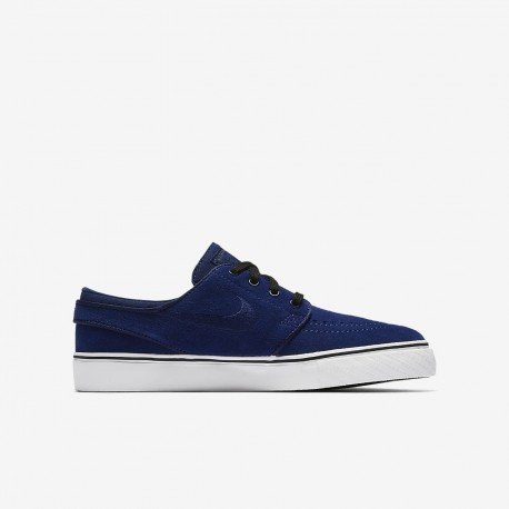 CHAUSSURE NIKE SB JANOSKI KID - BLUE VOID / WHITE
