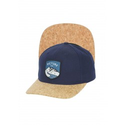 CASQUETTE PICTURE CALLAGHAN - DARK BLUE