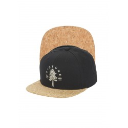 CASQUETTE PICTURE REDWOOD - BLACK