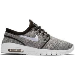 CHAUSSURE NIKE SB JANOSKI MAX KID - BLACK / WHITE