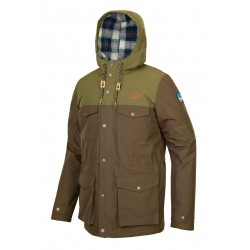 VESTE PICTURE ORGANIC JACK '19 - BROWN
