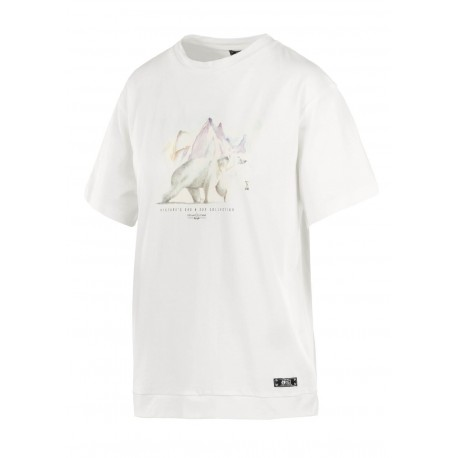T-SHIRT PICTURE D&S ICE - WHITE