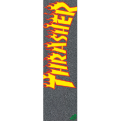 GRIP THRASHER MOB FLAME LOGO