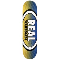 BOARD REAL PARALLEL FADE OVAL - 8.06