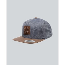 CASQUETTE ELEMENT UNITED - INDIGO BLUE