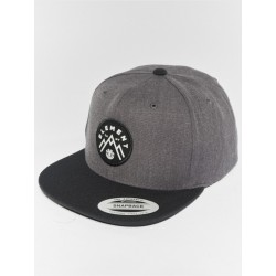 CASQUETTE ELEMENT TREKKER - CHARCOAL HEATHER