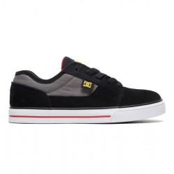 CHAUSSURE DC TONIK KID - BLACK / GREY / RED