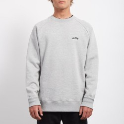 SWEAT VOLCOM INTHOLOGY CREW - HEATHER GREY