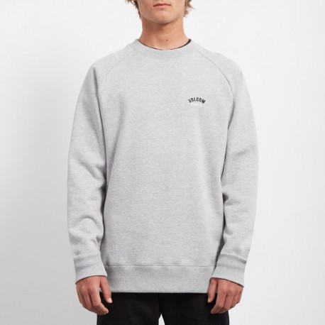 SWEAT VOLCOM INTHOLOGY CREW - GREY