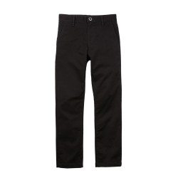 PANTALON VOLCOM FRICKIN SLIM CHINO KID -BLACK