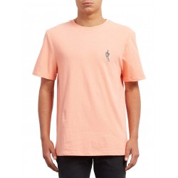T -SHIRT VOLCOM FINGER BXY - ORANGE GLOW