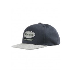 CASQUETTE KID VOLCOM CRESTICLE HAT - MIDNIGHT BLUE