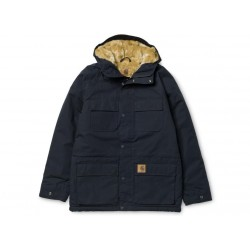 VESTE CARHARTT WIP MENTLEY - DARK NAVY