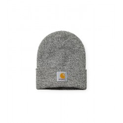 BONNET CARHARTT WIP SCOTT WATCH HAT - DARK GREY HEATHER WAX