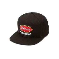 CASQUETTE KID VOLCOM CRESTICLE HAT - ENGINE RED