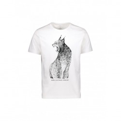 T-SHIRT MAKIA RUFUS - WHITE