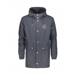 VESTE MAKIA HARBOUR RAIN '19 - NAVY