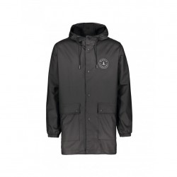 VESTE MAKIA HARBOUR RAIN '19 - BLACK