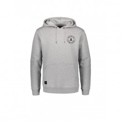 SWEAT MAKIA ASTERN HOODED - GREY