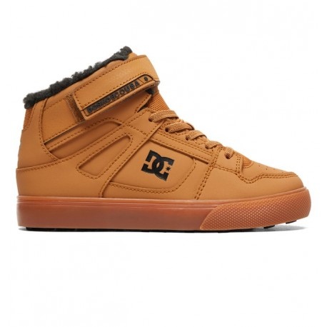 CHAUSSURES DC SHOES PURE HIGH-TOP - WHEAT