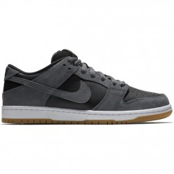 CHAUSSURE NIKE SB DUNK LOW - DARK GREY / BLACK