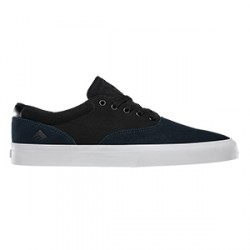 CHAUSSURES EMERICA PROVOST SLIM VULC - BLUE BLACK