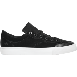 CHAUSSURES EMERICA INDICATOR LOW - BLACK WHITE GUM