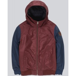 VESTE ELEMENT DULCEY KID - OXBLOOD HEATHER