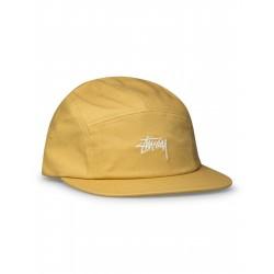 CASQUETTE STUSSY STOCK CAMP CAP - BLACK